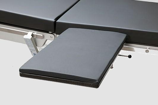 Hand OP Tisch Carbon mit Polster