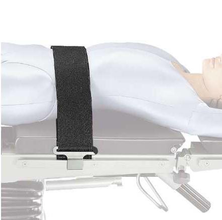 Patientensicherungsgurt für OP-Tische