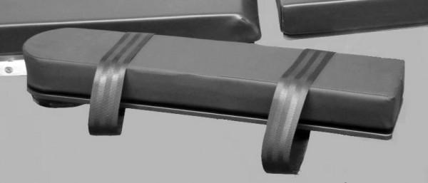 Armlehne für OP-Tische mit Einhandverstellung, röntgenfähig