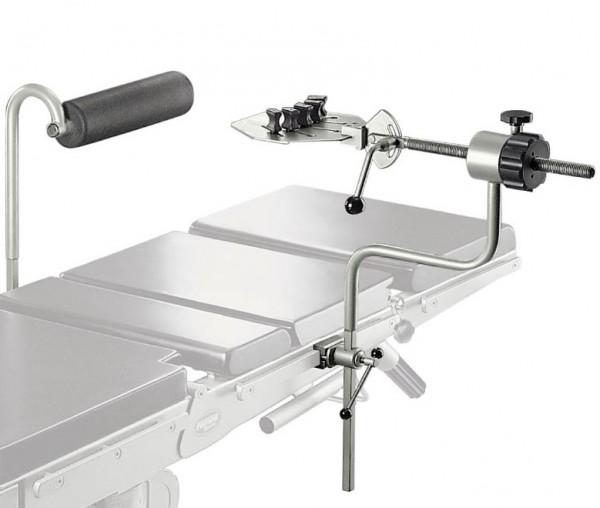 Oberarm Extension mit Handfessel nach Weinberger