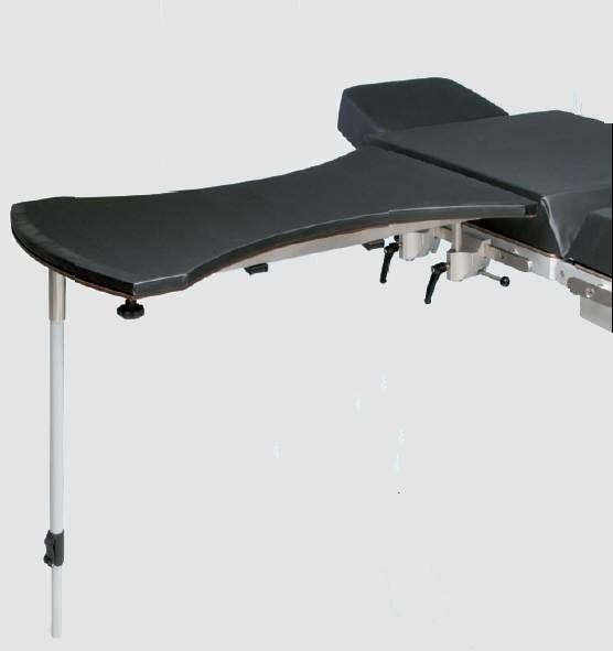 röntgenfähiger Hand OP Tisch mit Stütze